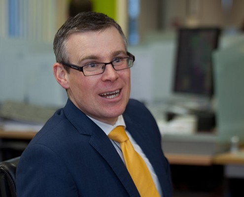 Barry McDonald - Senior Building Surveyor