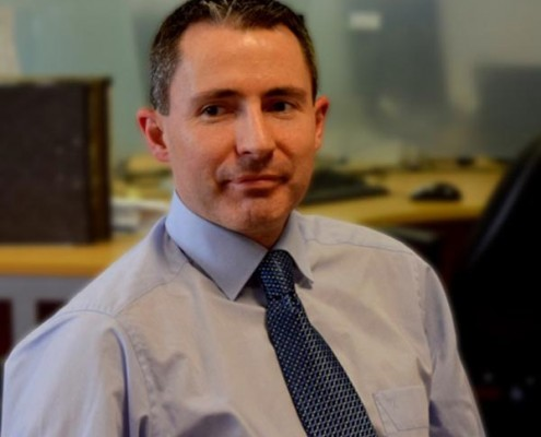 Fergal Finnerty - Fire Safety Team Lead
