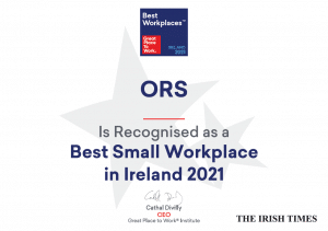 ORS Best small workplace 2021